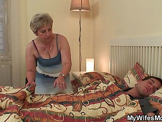 Mother in law taboo sex revealed!