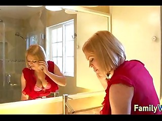 Mother in role of gets fucked 400