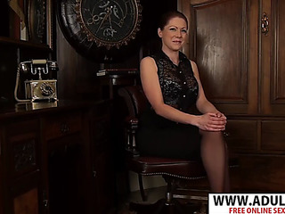 Flawless body stepmom miah croft riding dong copiously touching stepson