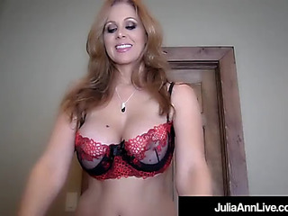 Receive your pecker sucked by mother i'd like to fuck julia ann in this pov dream!