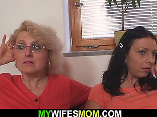 Mommy in law taboo cheating copulation