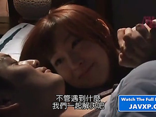 Oriental hottie acquires used wits her boss.threatening japanese jav