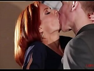 older mom sex with younger man